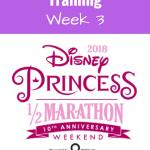 Fairy tale challenge training – week 4