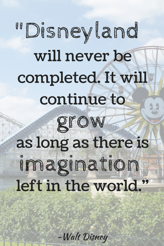 Walt Disney quotes - Disney in your Day