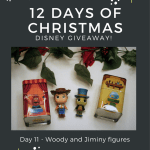 12 Days of Christmas Disney giveaway – Day 11!