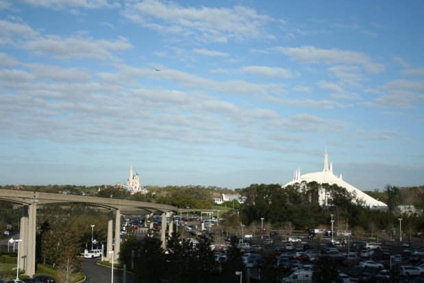 Contemporary Resort - Disney in your day