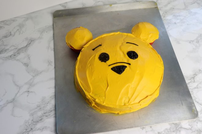 Winnie the Pooh cake - Disney in your Day