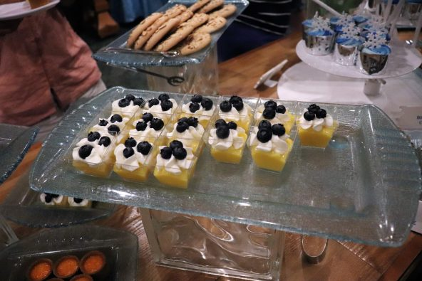 Frozen Ever After Sparkling Dessert Party - Disney in your Day