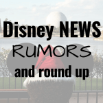 Disney news, rumors, and round up: November 2018