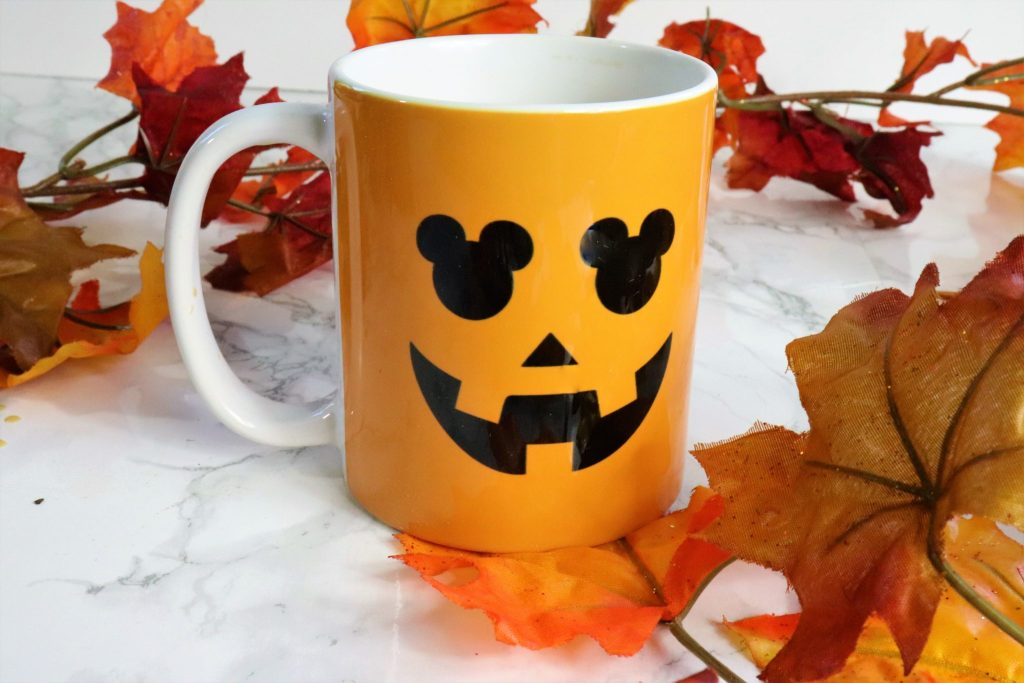 Disney mug of the month: Mickey Jack O'Lantern