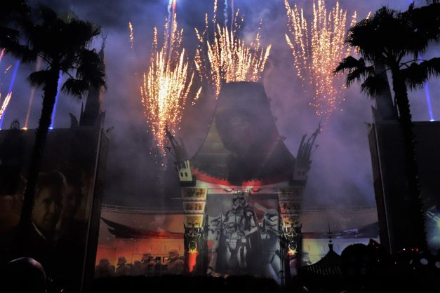 Star Wars: A Galactic Spectacular dessert party - Disney in your Day