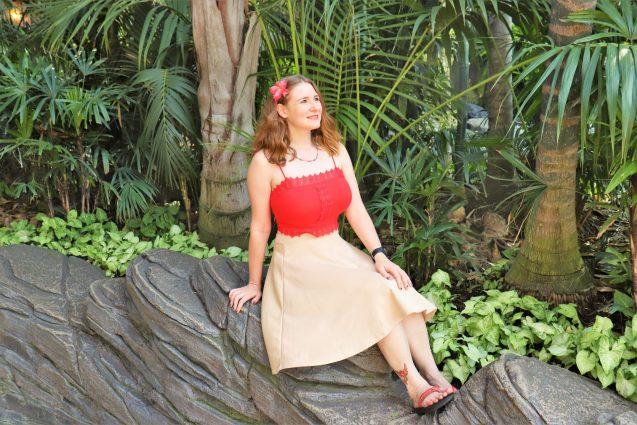 Moana Disney Bound - Disney in your Day