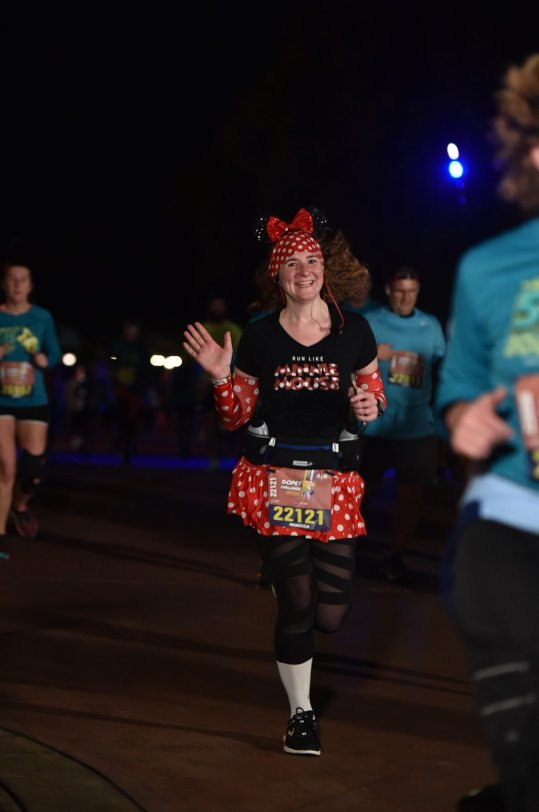 Minnie Mouse running costume - Disney in your Day