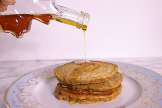 sweet potato pancake recipe - Disney in your Day