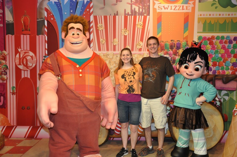 Wreck-It Ralph - Disney in your Day