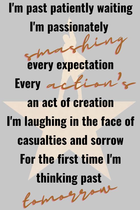 Hamilton quotes - Disney in your Day