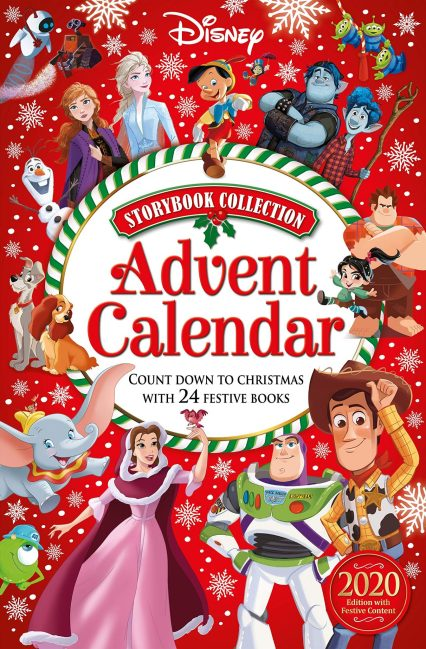 Disney advent calendars - Disney in your Day
