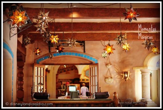 Restaurant Rancho del Zocalo en Disneylandia