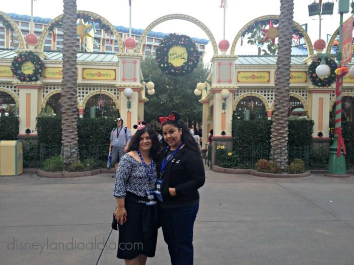 Sé un Protagonista en Disneylandia Al Día