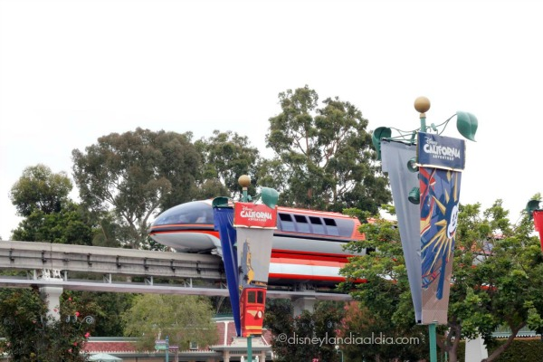 Monoriel - Disneylandialdia