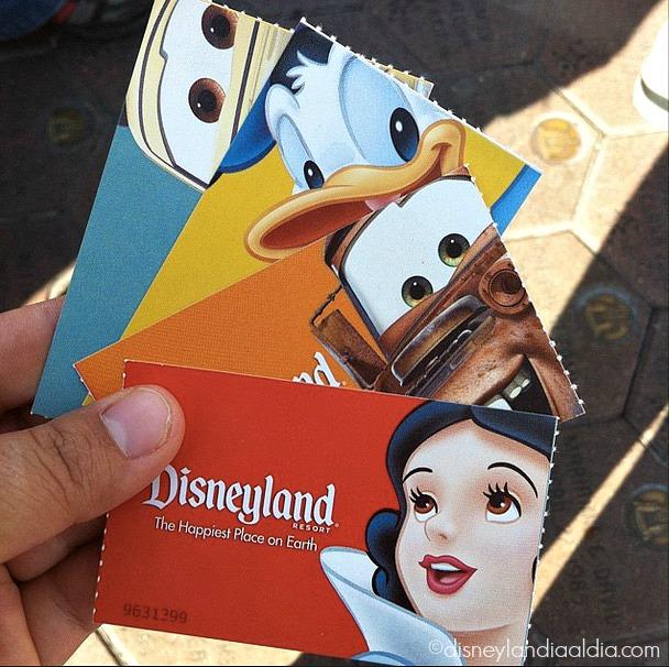 ¿Qué incluyen los boletos de Disneylandia? - old.disneylandiaaldia.com