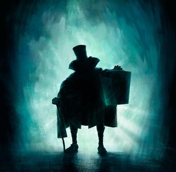 Hatbox Ghost Regresa a Disneylandia