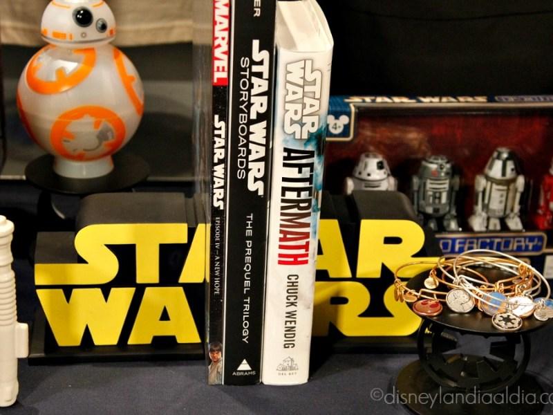 Artículos y Juguetes de Star Wars en Disneylandia