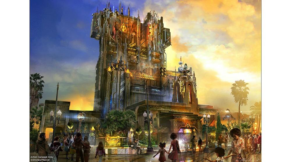 Se Anuncia Fiesta de Estreno de Guardians of the Galaxy - Mission: BREAKOUT!