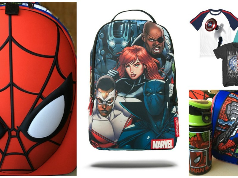 productos Marvel collage-disneylandiaaldia