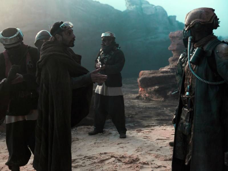 Entrevista Exclusiva con Riz Ahmed Bodhi Rook en Rogue One - disneylandiaaldia.com
