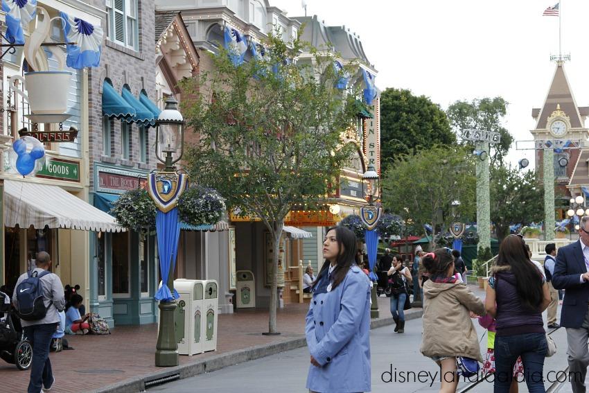 Nueva Política de Control para Desfiles en Disneylandia