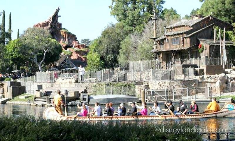 Reapertura de Atracciones Clásicas en Disneylandia