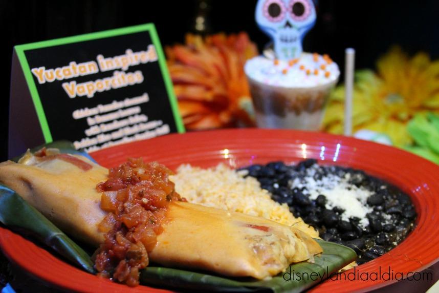 Comidas y Bebidas Escalofriantes de Halloween en Disney California Adventure