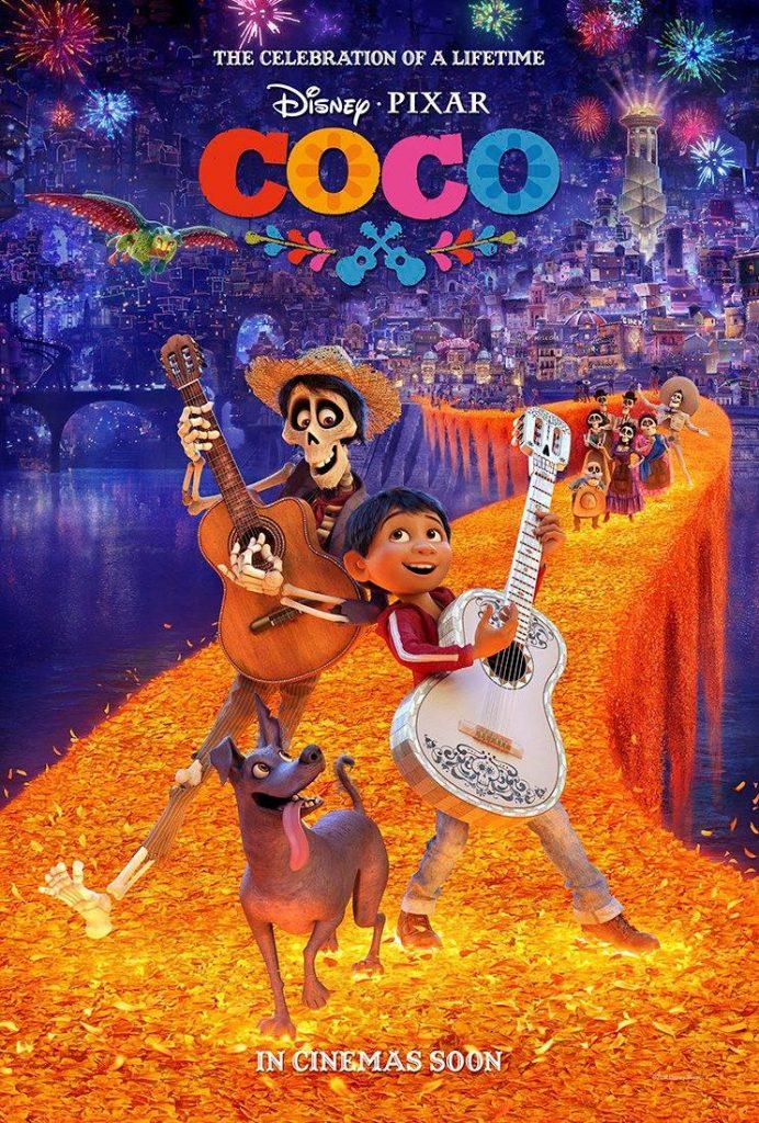 Poster de Coco