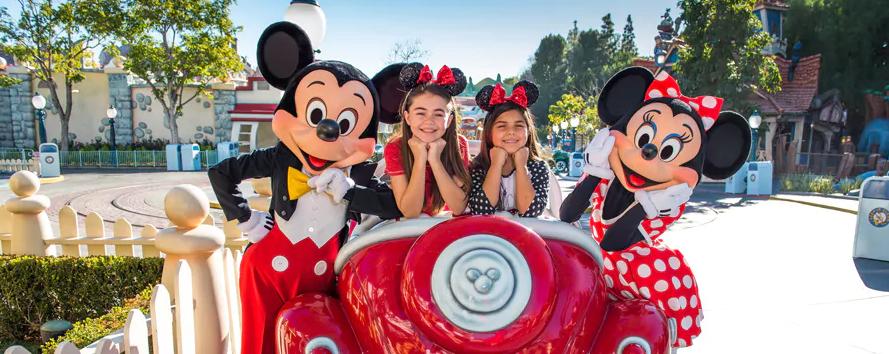 Experiencias Fotográficas Unicas en Disneylandia