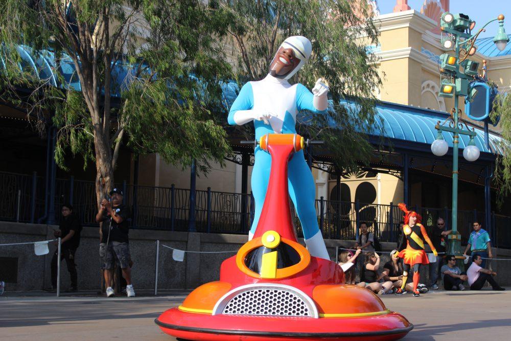 Paquete de Comida de Pixar Play Parade