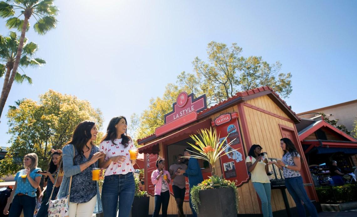 Food and Wine Festival Disney California Adventure