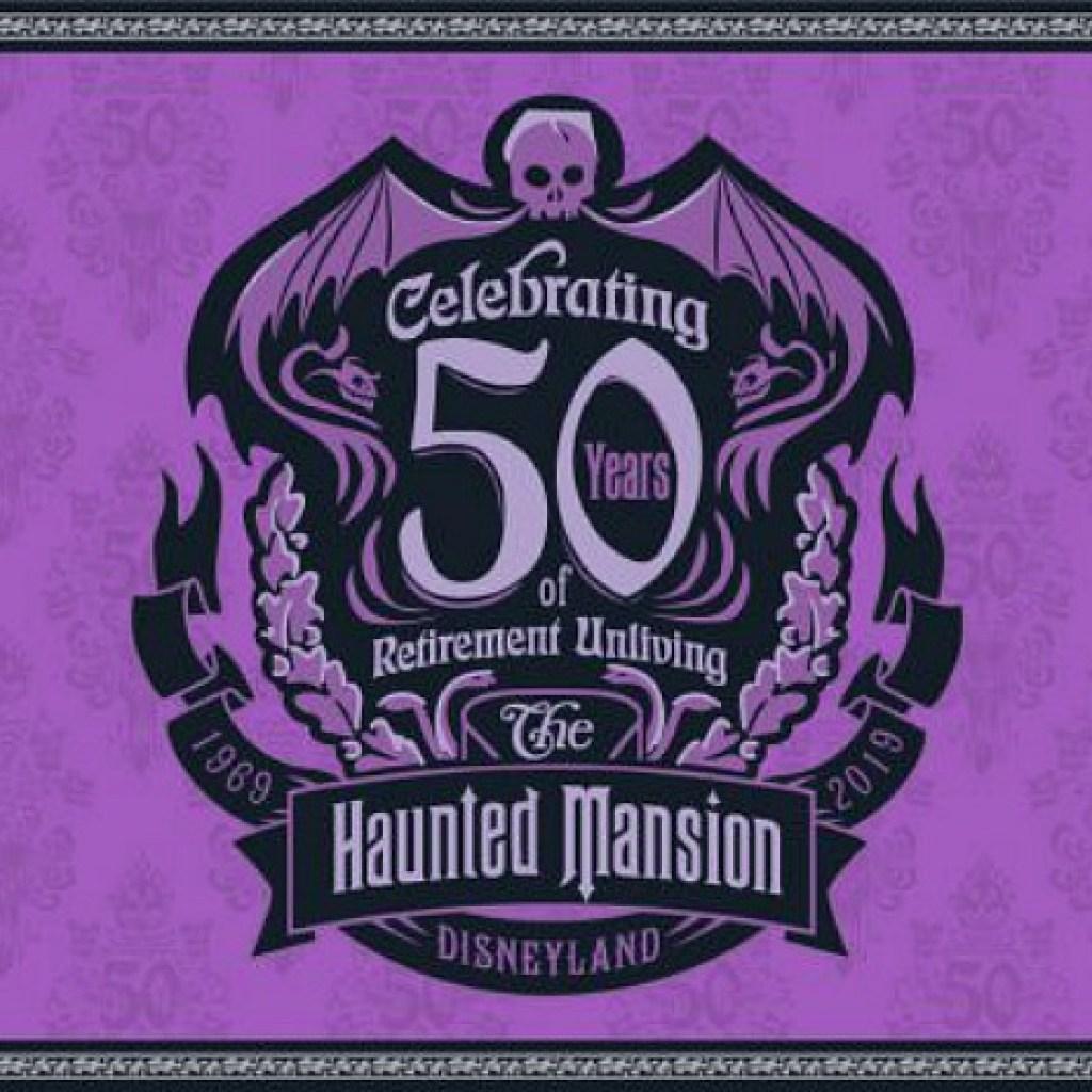 Celebrando 50 años de Haunted Mansion