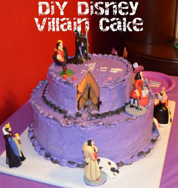 Villain cake pt2