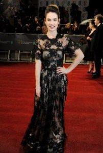 Lily James (Cinderella) Source: IMDb