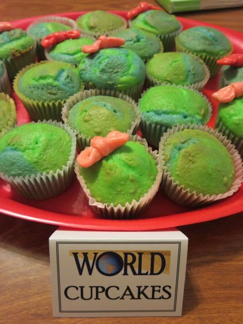 World Cupcakes