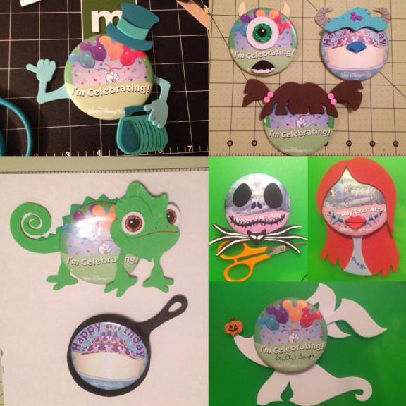 Hitchhiking Ghost, Monsters Inc., Tangled, and The Nightmare Before Christmas
