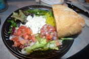 Cosmic Ray's Greek Salad