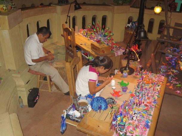 Mexico artisans