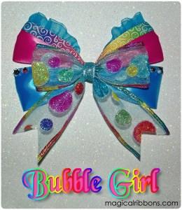 Festival of Fantasy bubble girl