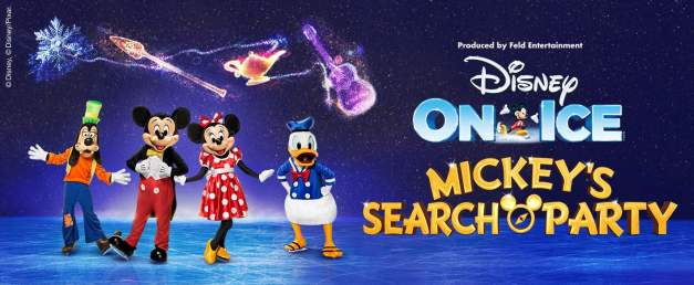 Image result for Disney on Ice Presents Mickey's Search Party