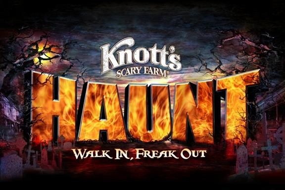 Knotts Berry Farm Halloween Haunt