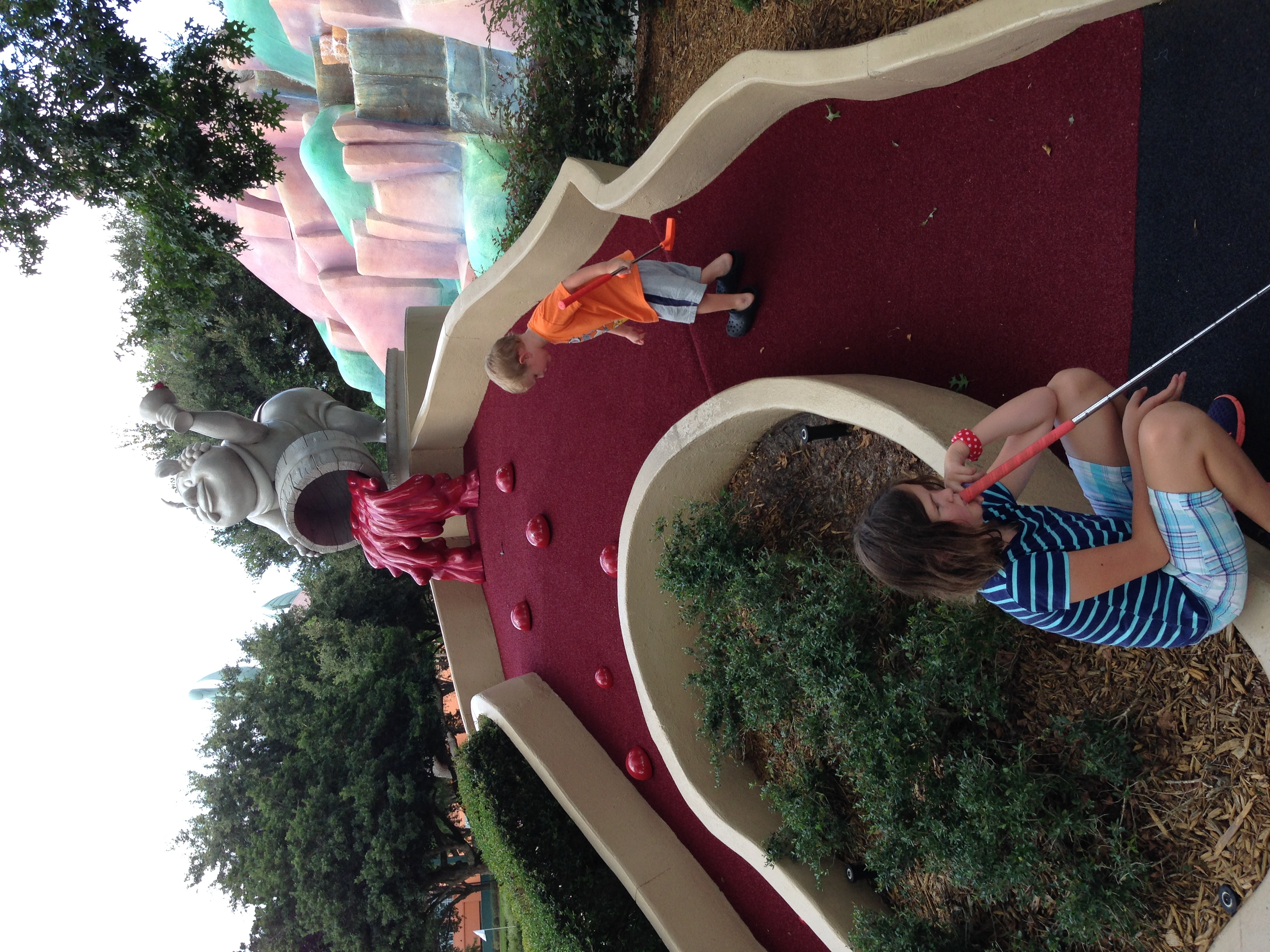 Fantasia Gardens Mini-golf | Disney Parks Addict