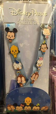 Cutie Disney Pin Starter Set - Pins