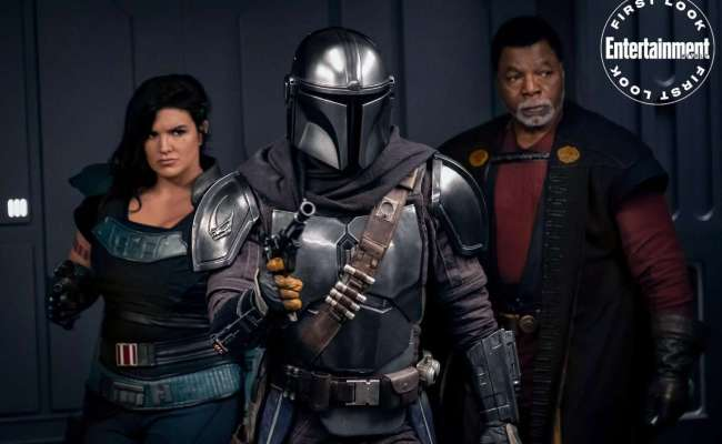 First Look Released Of The Mandalorian Season 2 Disney