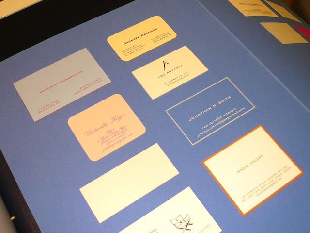 Ever wondered how smythson business cards are made 0 smythson business cards colourmoves