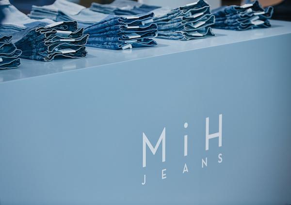 MIH Jeans opens pop-up at Selfridges