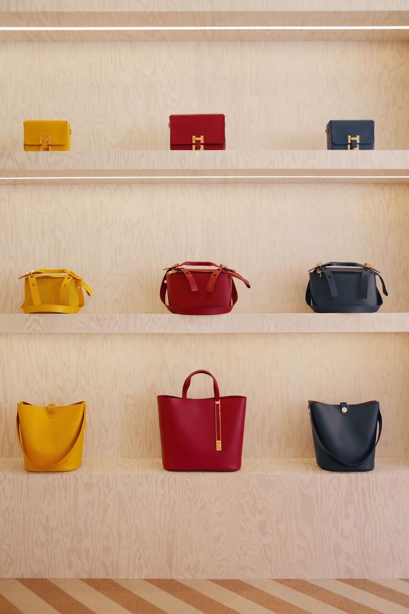 Sophie Hulme Chiltern street store