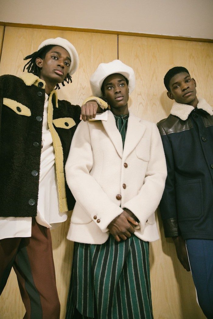 Wales Bonner AW20 by Christina Fragkou for Dazed