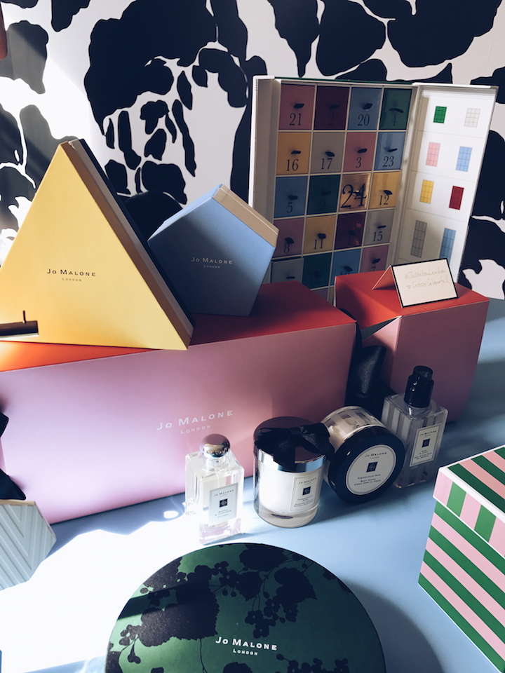 Jo Malone Christmas 2017 - Ultimate Christmas Cracker to customise with products of your choice £214