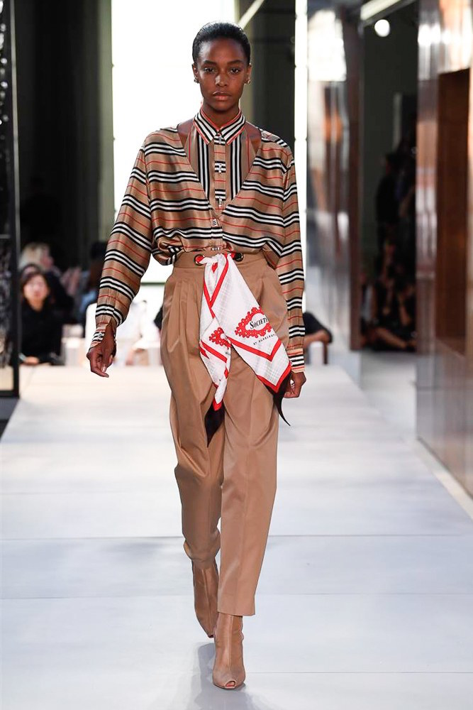 Riccardo Tisci for Burberry SS19